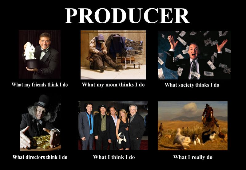 what the hell does a producer do anyways