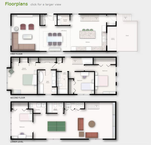 smarttech floor plan 1-3